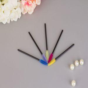 Mixed Colorful Professional Disposable Eyelash Mascara Brush pictures & photos
