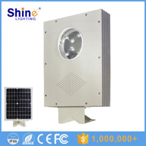 5W Integrated Solar Garden Light, LED Street Light Housing, Solar Outdoor Lighting pictures & photos