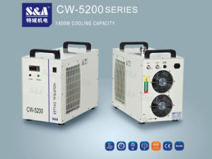 Water Cooling Chiller for Plastic-Packaged Diode Lasercw-5200