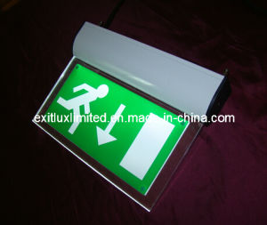 LED Self-Contained Emergency Exit Signs (Self-test) pictures & photos