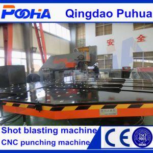 Platform Mesh Screen Hole CNC Punching Machine pictures & photos