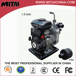 Portable Self Priming Gasoline Water Pump for Agricultural Irrigation