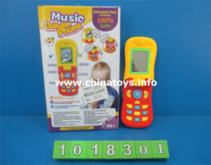 Hot Selling Toys Phone with Music&Light (1018301) pictures & photos
