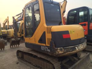 Very Good Working Condition Volvo Ec55BLE 5600kg MIDI Excavator for Sale pictures & photos