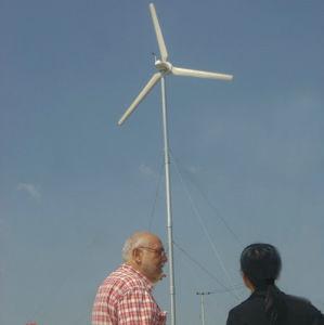 Micro Sized off Grid Wind Turbine Generator 5kw with CE/UL