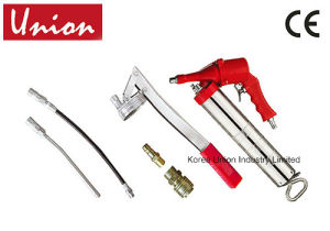 Dual Purpose Pneumatic Grease Gun W/4PC Accessories pictures & photos