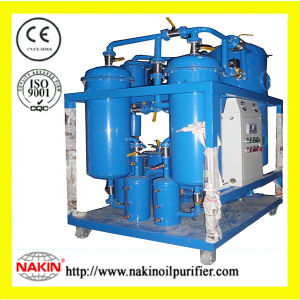 Ty-10 Vacuum Turbine Oil Purifier Device pictures & photos