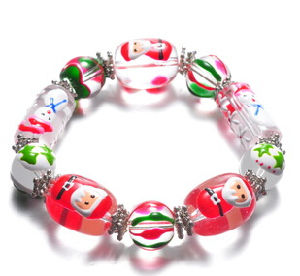 Christmas Jewelry/Christmas Bracelet/Christmas Man (XBL13132) pictures & photos