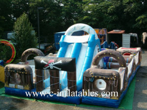 Inflatable Adrenaline Force/ Inflatable Extreme Force/ Colourful Inflatable Obstacle Course