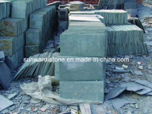 Green Slate for Wall Cladding and Floor Tiles