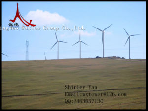 Wind Energy Tower for Wind Generator pictures & photos