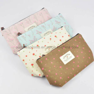 Rural Style Pencil Case Made of Cotton & Linen pictures & photos