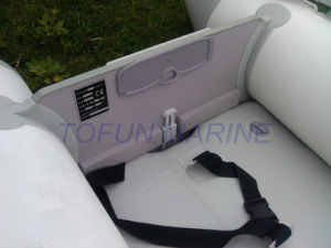 PVC/Hypalon Inflatable Boat with Air Mat Floor (TF-AM) pictures & photos