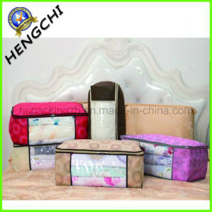 Quit Cover Non Woven Storage Bag for Sales Promotion (HC0009) pictures & photos