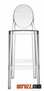 Replica Modern Design Acrylic One More Please Ghost Stool pictures & photos