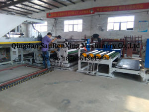 TPU Casting Extrusion Coating Machine pictures & photos