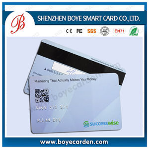 Plastic for Magnetic Strip Card pictures & photos