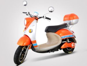 Long Distance/Large Power Climbing Electric Motorcycle (LEV003) pictures & photos