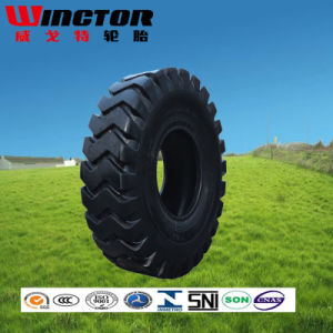 Skid Steer Tire, E3 OTR Tyre pictures & photos
