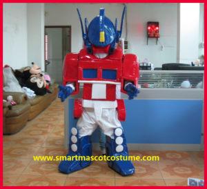 Adult Transformers Mascot Costume