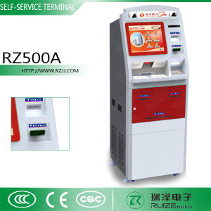 Card Issuing &Self-Service Terminal Filling Machine (RZ-500A)