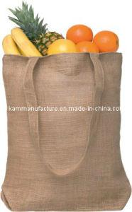 Natural Burlap Bag Natural Jute Bag pictures & photos