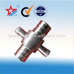 Aluminum John Morris Fire Hose Pipe Coupling pictures & photos