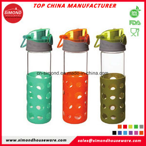 500ml Glass Bottle with Flip-Top Cap for Wholesale GB-A3 pictures & photos