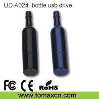 Bottle Shape USB Flash Memory