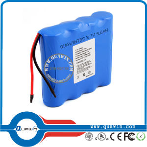 3.7V 9600mAh 18650 Li-ion Battery Pack pictures & photos