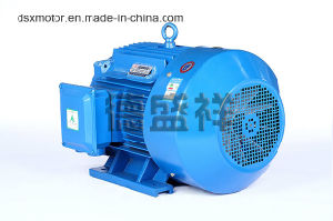Ie3 Efficiency 4kw Three Phase Asynchronous Electric Motor AC Motor pictures & photos