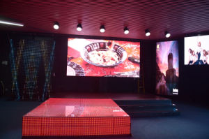 High Quality Lower Price Video Grid LED Screen Video Module Wall P10 P25 P37mm Grid LED pictures & photos