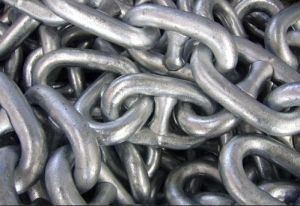 Stud Anchor Chain Mooring Marine Anchor Chain Weight pictures & photos