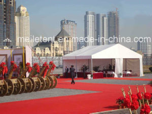 20X50m Big Food Exhibition Tent White Marquee Tent for Sale (ML-005) pictures & photos