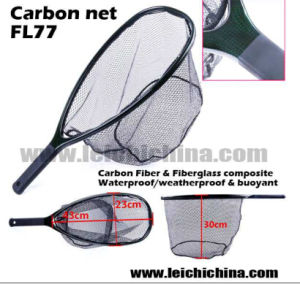 Fly Fishing Carbon Landing Net pictures & photos