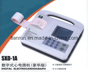 12-Leads Digital Electrocardiograph (TN6036) pictures & photos