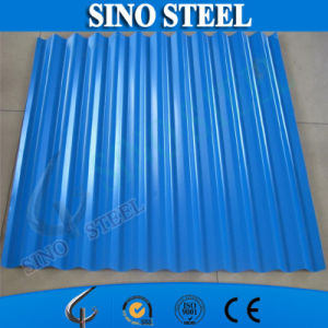 Z275g Galvanized Steel Corrugated Steel Plate in China pictures & photos