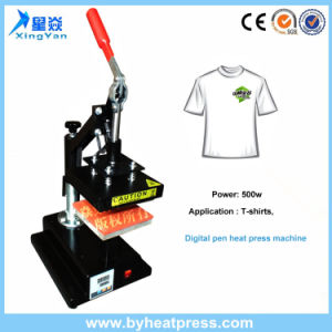 Logo Heat Press Machine for Sale pictures & photos