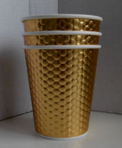 Disposable Good Printing Double Wall Cofee Paper Cup