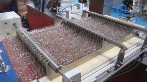 CE Proved Ampoule Blister Packing Machine (DPB-350) pictures & photos
