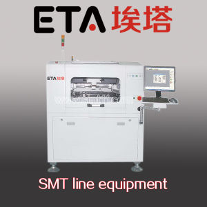 Full Auto Solder Paste Printer SMD Screen Printer for 1200mm LED on-Line pictures & photos