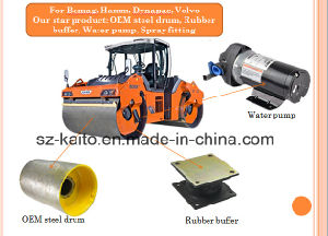 Natural Rubber Buffer for Road Roller pictures & photos