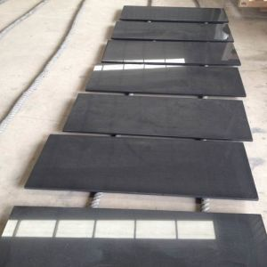 Chinese Granite Marble Absolute Black (Mongolia black) Countertop pictures & photos
