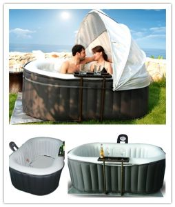 Mspa - 2person Portable Inflatable SPA Hot Tub (Nest B-100)
