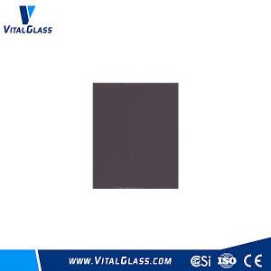Safety Engraving / Decorative Grey Mirror - Classcial Grey - Df-5 pictures & photos