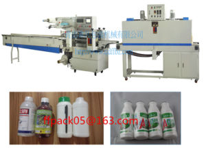 Automatic Bottle Shrink Packing/ Packaging/ Wrapping Machine pictures & photos