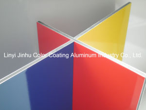 Made in China PVDF Coating Wall Panel 4mm Aluminium Composite Panel pictures & photos