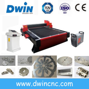 Factory Supply China Dw1325 CNC Plasma Cutting Machine and Jinan CNC Plasma Cutter Ce FDA pictures & photos