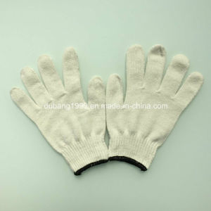 10gauge 35g Knitted Cotton Gloves for Labor Protection pictures & photos