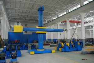 Stationary Welding Column and Boom, Welding Manipulator pictures & photos